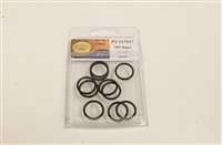 P2-117517 Air Cap O-Rings - 10/PK for GlasCraft,Graco P2 Guns