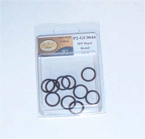 SPF Depot Brand 117724 Check Body O-ring 10/Pack. Asmbly #7