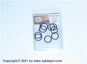 GC2060 Handle Front End O-Ring 10/PK
