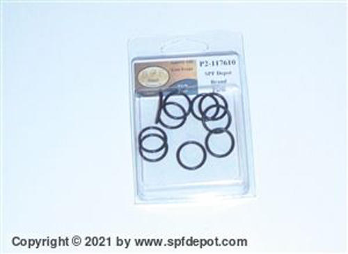 GC2060 Handle Front End O-Ring 10/PK for Graco Probler P2 Guns