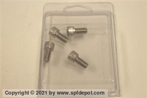 Side Block Mounting Screws for Graco Probler P2 Guns