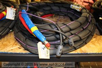 Heated Hose. 3500psi, 3/8 x 50' with Thermocouple Wire