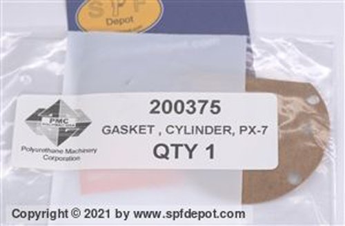 PMC PX7 Gasket