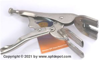Concrete Lifting Insert Clamp