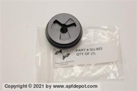 Cylinder End Cap For PMC AP2 Spray Guns
