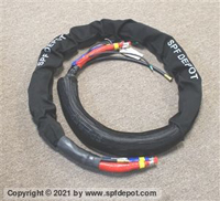 PMC AP2 Heated Whip Hose 3500 PSI
