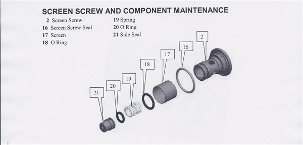 OR-00043B Side Seal O-Ring