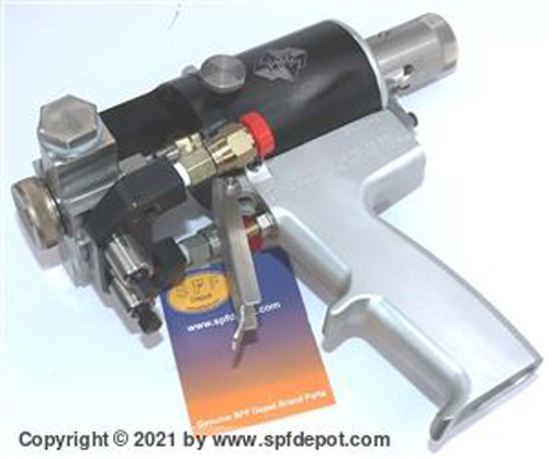 PMC PX7 Pour and Spray Guns
