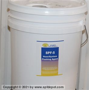 SPF-5 Hose and System Flush - Sold in 1 & 5 Gallon