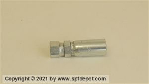 05 JIC Female Hose Fitting for ISO Line
