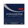 INNESCHI CCI 200 LARGE RIFLE PRIMERS 11EU (100pz)