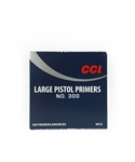 INNESCHI CCI  300 LARGE PISTOL PRIMERS 0012 (100pz)