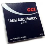 INNESCHI CCI BR-2 LARGE RIFLE PRIMERS 10EU (100pz)