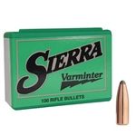 PALLE SIERRA CAL.224 50GR SEMI POINT VARMINTER  1320 (100pz)