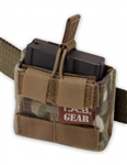 TAB GEAR MAGAZINE POUCH LONG MULTICAM