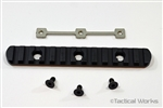 XLR 11'' PICATINNY ACCESSORY RAIL EVOLUTION