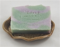 Rosemary and Lavender soap.
