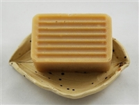 Thieves Oil Type Goat Milk Soap in the classic oval shape