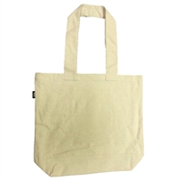 <b>ORDER#: BAG</b> <br>45% Hemp, 40% Organic Cotton, 15% Recycled Poly, Bag