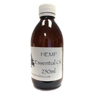 <B>ORDER#: EO-250</B> <BR>Hemp Essential Oil, 250ml bottle