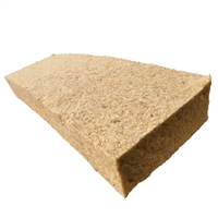 "<B>ORDER#: INS15</B> <BR>100% Hemp Fiber Insulation, 3.5"" x 15"" x 96"""