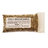 <B>ORDER#: SEED-03B SAMPLE</B> <BR>Canadian Grain Planting Seed, Sample Portions