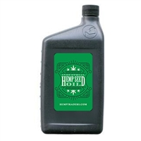 <B>ORDER#: SEED-06</B> <BR>Industrial Hemp Seed Oil, One Liter