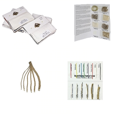 <B>ORDER#: SPX</B> <BR>Complete Hemp Sample Kit