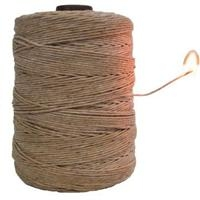 <B>ORDER#: TWINE-1MM-WAXED</B> <BR>100% Hemp  Twine, 1mm, Waxed