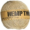 <B>ORDER#: TWINEBALL-2MM</B> <BR>100% Hemp Twine, 2mm