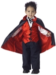 Vampire Costume for Toddler Boys