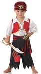 Toddler Buccaneer Costume Ahoy Matey