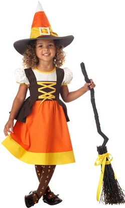 Sweet Treat Witch Toddler Costume