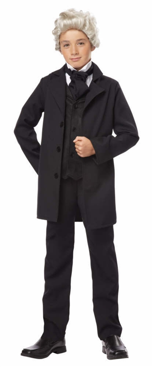 Kid Abraham Lincoln Costume  sc 1 st  SpookShop & Child Abraham Lincoln Costume - Kidu0027s Honest Abe