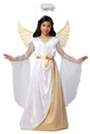 Girl's Guardian Angel Costume