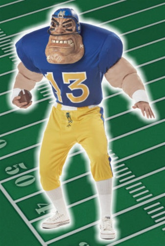 sc 1 st  SpookShop & Gridiron Goliath - Football Costume