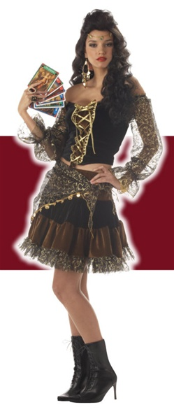 Madame Destiny - Gypsy Costume
