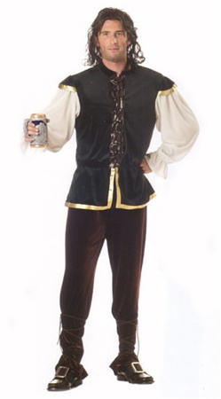 Tavern Man Renaissance Adult Costume