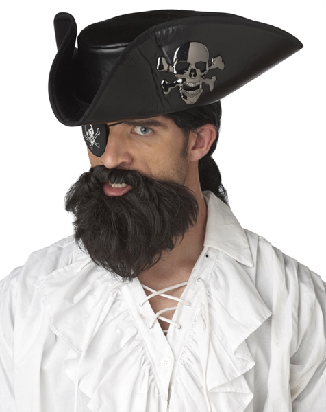 Pirate Beard for Halloween