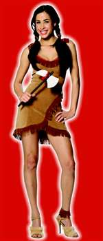 Teen Indian Princess Girls Costume