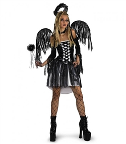 Sexy Fallen Angel Fairy Costume by Disguise Costumes