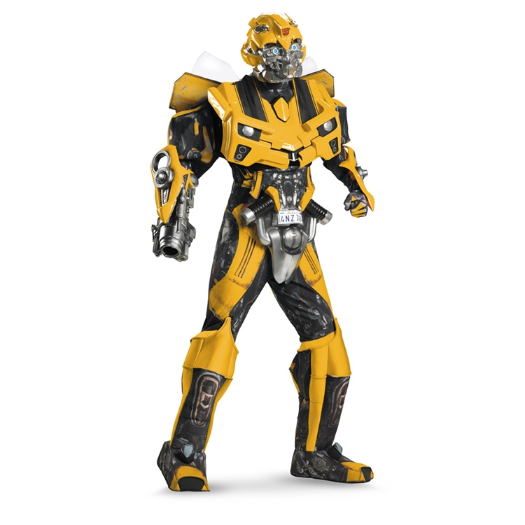 Transformers Theatrical Bumblebee 3D Costume 142e4af51