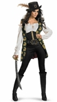 Licensed Disney Pirates of the Caribbean Angelica Costume