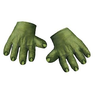 Child Hulk Hands Costume Accessory