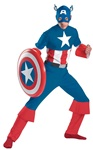 Men's Captain America Costume