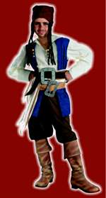 Child Jack Sparrow Costume