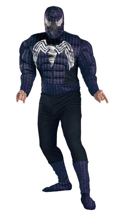 Spider-Man 3 New Gobin Deluxe Adult Costume 42-46