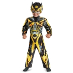 Bumblebee Light-Up Motion Activated Costume