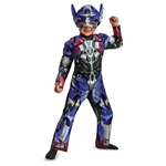 Toddler Optimus Prime Muscle Costume