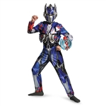 Boy's Optimus Prime Transformers Costume